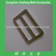 Fashion Style Alloy Adjustable Strap Buckle Metal Slide Buckle