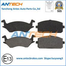 OEM brake pad D180 for TOYOTA Starlet parts(04465-10170)