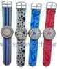 Wholesale big plastic Wide Band Watch