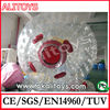 hot zorb ball floating water ball water roller ball
