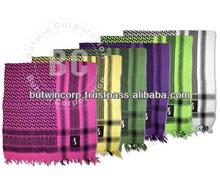 Military Fashion Scarf 100% Cotton/Military Desert