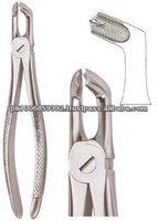 Dental Instrument names: surgical dental extraction forceps