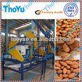 Jujuba selvagem/nogueira/avelãs almond descascadora de sms: 0086-15238398301