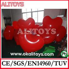 Love balloon sky balloon pvc inflatable balloon