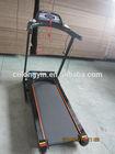 Mini home electric treadmill 1.0Hp with MP3
