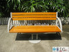 Outdoor furniture teak bench/old teak wood furniture with high quality