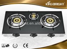 automatic gas cooker range hood B-3302A