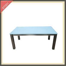 wholesale furniture metal dinning pool table