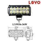 off road single row 36w led light bar, led lamp bar auto,9-32v led working bar