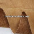 weich und Wurm khaki wildleder echte lammleder pelzjacke