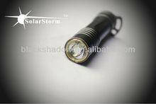 Solarstorm S1-1 cheap aluminum waterproof mini keychain flashlight