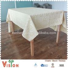 De encaje de lastest bordado a mano de china diseña mantel
