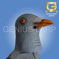 Más nuevo caliente principal lleno de látex máscaras de animales, Máscara pigeon latex para el partido, Por encargo máscaras