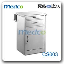 CS003 stainless steel hospital metal medicine cabinet