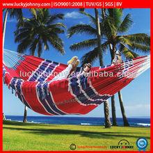The biggest outdoor cotton hammocks