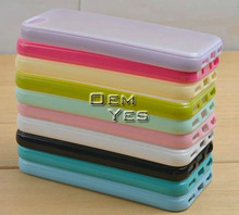 2014 trendy fashion pc tpu mobile phone case for iphone 5c