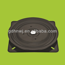 hot sale 360 degree free spin square and round lazy susan ball bearing turntable for table/ swivel chair (FT1611)