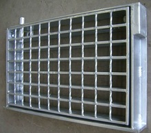 Galvanized Steel Trench Grating Drain Grates