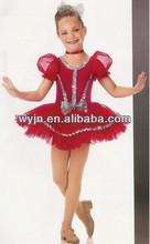 New arrival confortable performance dress designed for kids