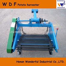 [WDF machinery] Agriculture machine 1.5m width used mini sweet potato harvest equipment