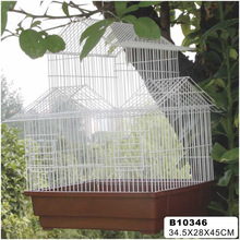 2014 New design stainless steel bird cages