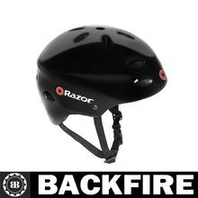 Backfire Classic PRO-TEC CLASSIC RASTA GREEN Skateboard/Skate Helmet 2-stage foam Choose Size NEW