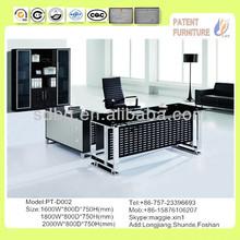 2013 hot sale China melamine office desks