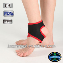 Wholesale basketball elastic neoprene waterproof ankle support