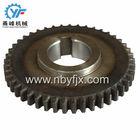 black oxidation steel spur gears