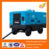 diesel screw portable high quality air compressor