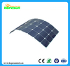 High efficiency 150W flexible laminate solar panel for Marine use