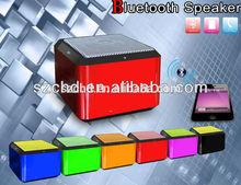 2014 New arrival design best sound bluetooth speaker with TFslot /handfree
