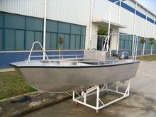 2014 NEW desinge Aluminium fishing outboard boats