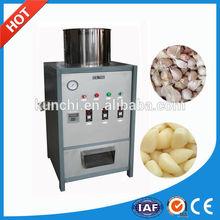 Made in China Stainless steel Indian garlic skin peeling machine/garlic peeler with best price
