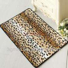 leopard print lylon play baby paly mat