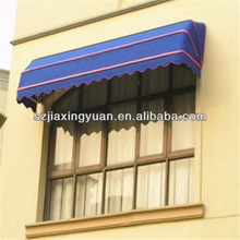 Manual Aluminum Simple Frame Structure Awning