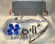Aluminum intercooler and intercooler kits for Nissan Skyline R33 R34 RB25DET