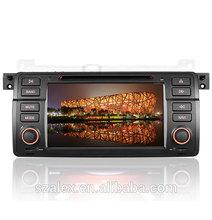 AL-9201 mini cooper car dvd player with gps for bmw e46