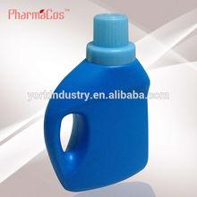 Plastic bottle for plastic laundry detergent bottle