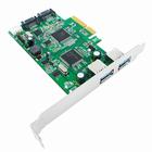 USB 3.0 and SATA 6G PCI Express card