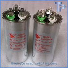 high quality cbb65 aluminum electrolytic capacitor