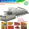 Microwave Drying Sterilization Machine/beef jerky dryer