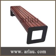 Indoor Simple Wooden Slats Bench FW63