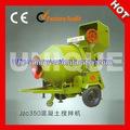 Alta calidad JZC350 hormigonera portátil mezclador para hormigón