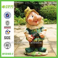 Garden Handmade Funny Resin Gnome