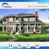 Modern prefab light steel frame villa