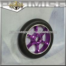 Promise sport adult professional hot sale pu foam filled wheel
