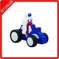 Woodyclick - helicóptero & Truck brinquedo de madeira mini carro de madeira