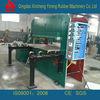 Manual Push-pull Double-cylinder Rubber Hydraulic Vulcanizing Press Machine