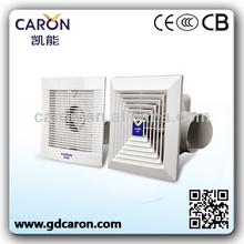 ceiling mounted exhaust fan/plastic exhaust fan